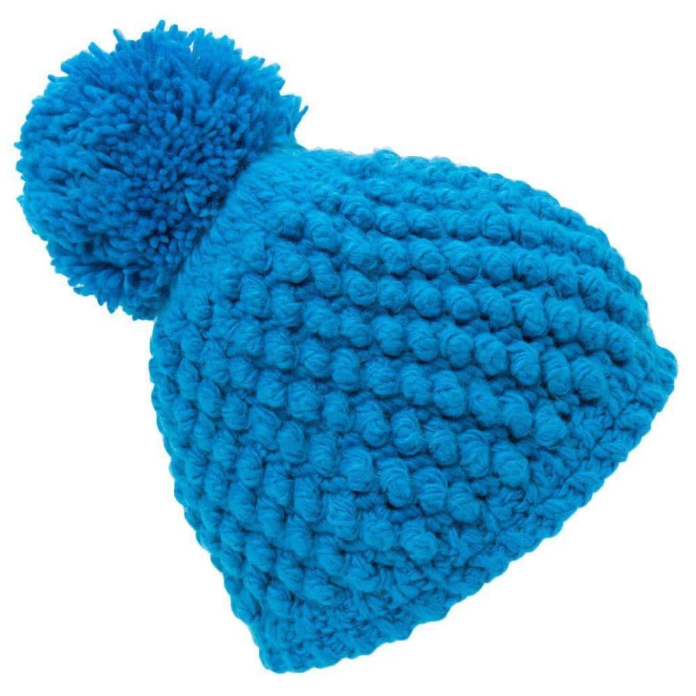 SPYDER Women's Brrr Berry Hat - LAGOON BLUE