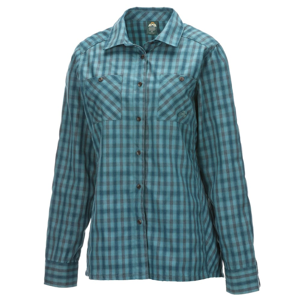 EMS Women's Quinnipiac Tech Flannel XS