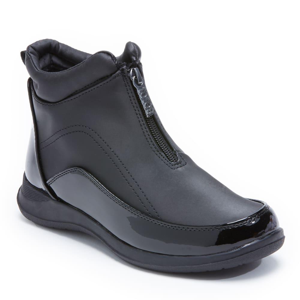 TOTES Women's Rona Side-Zip Boot 6