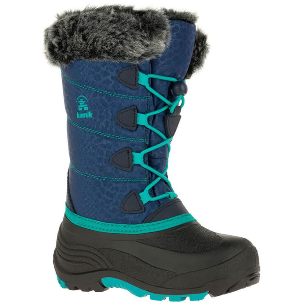 KAMIK Kids' Snowgypsy 3 Snow Boot - NAVY-NAV