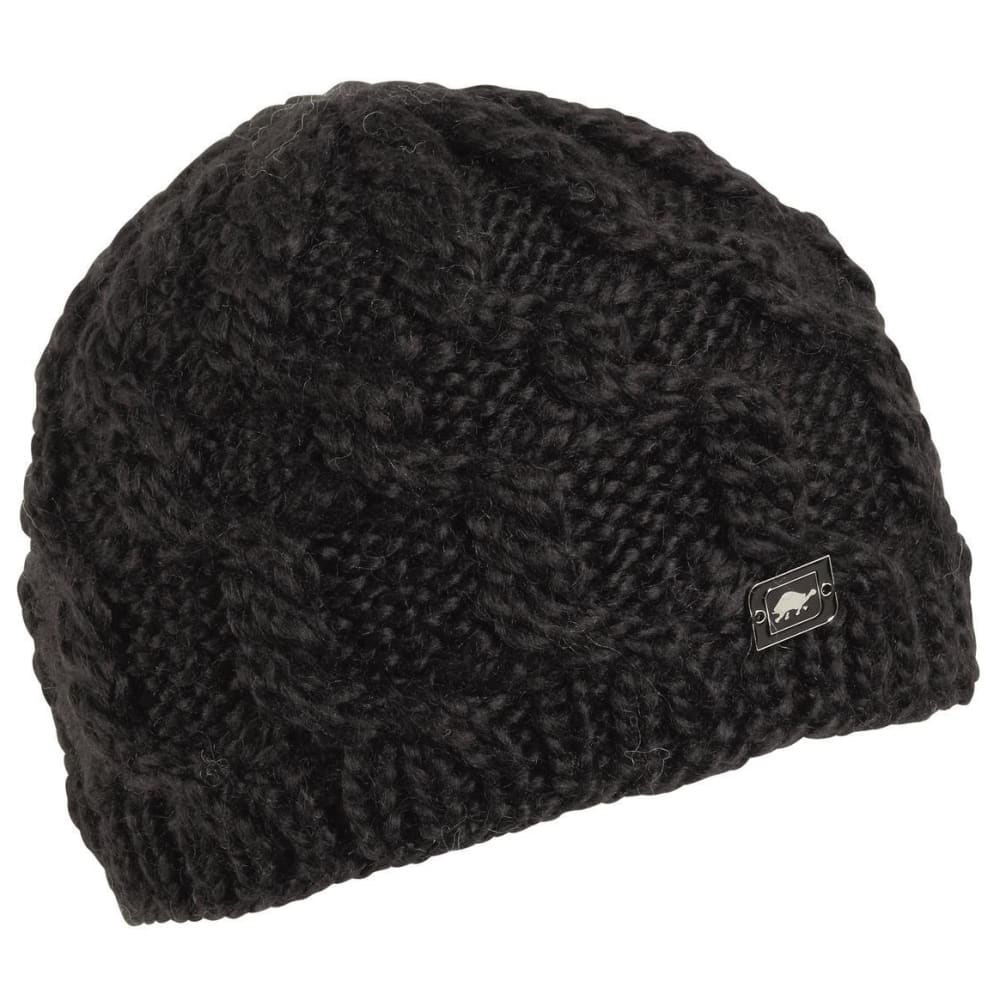 TURTLE FUR Women's Entwined Hand Knit Beanie ONE SIZE
