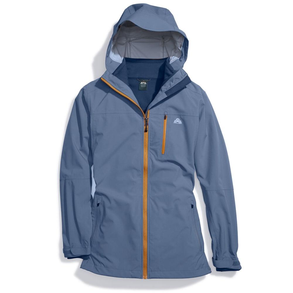 EMS Women's Triton 3-in-1 Jacket - BLUEMIRAGE/ MINDIGO
