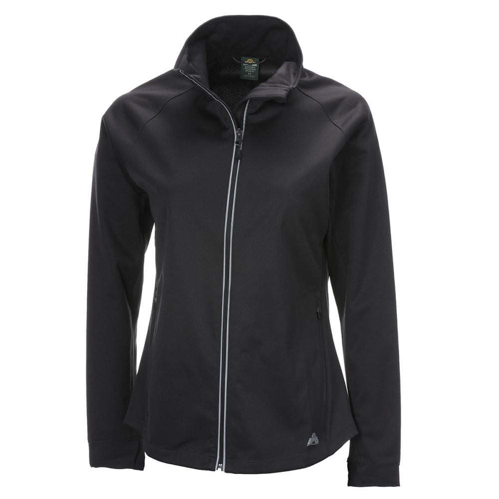 EMS Women's Northshield Full-Zip Jacket - OBSIDIAN