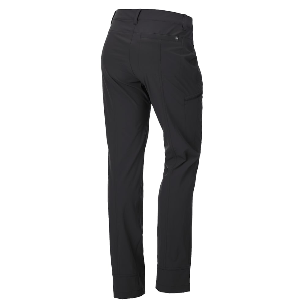 EMS Women's Compass 4-Point Slim Pants - OBSIDIAN