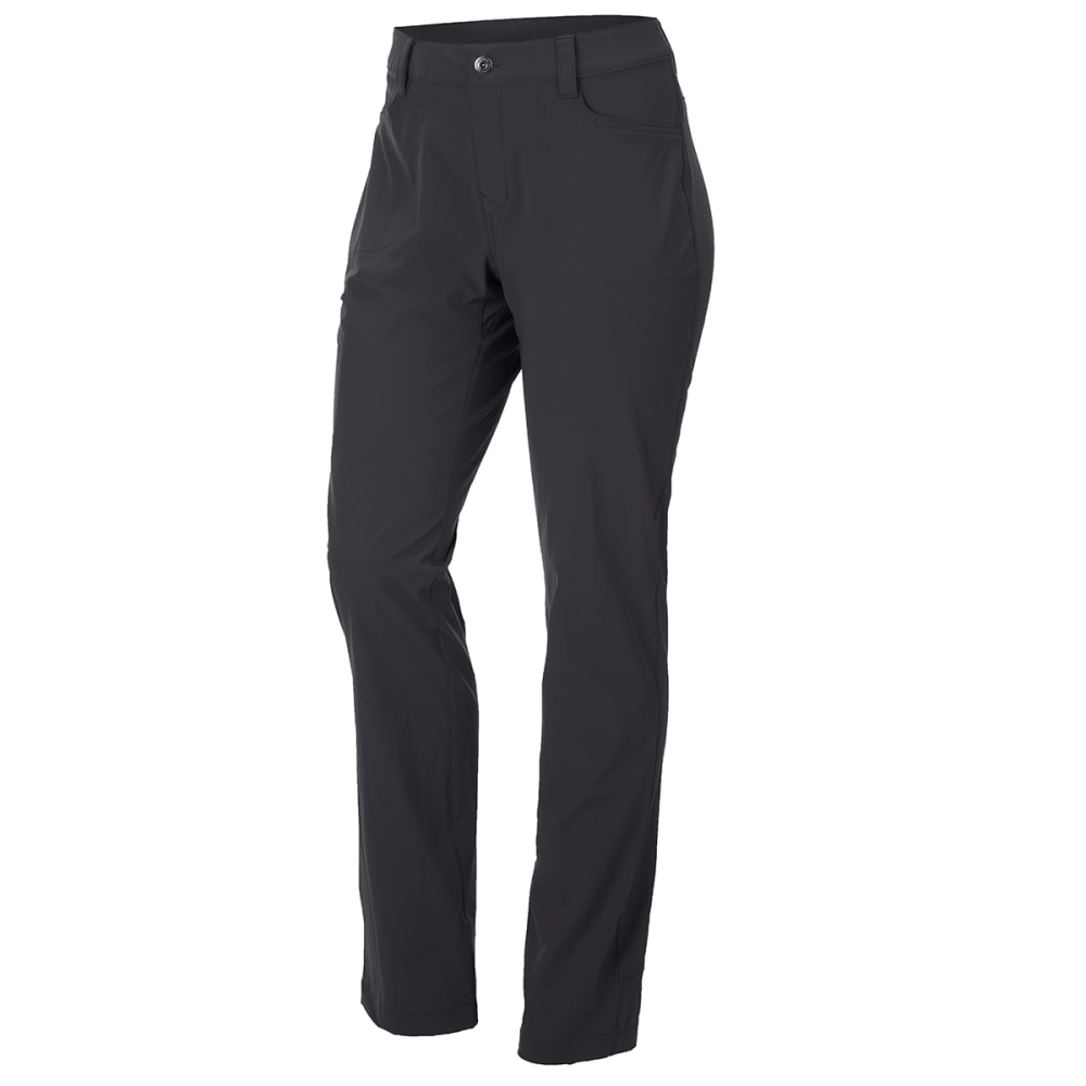EMS Women's Compass 4-Points Slim Pants - OBSIDIAN