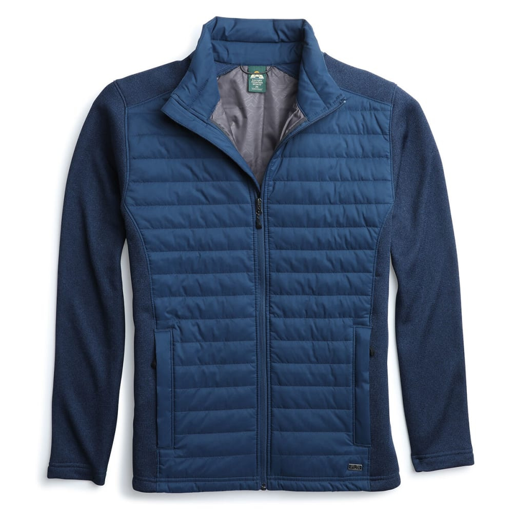 EMS Men's Destination Hybrid Jacket - MOOD INDIGO