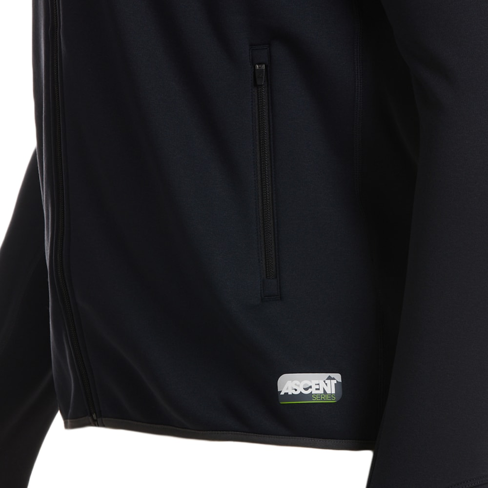 EMS Men's Equinox Ascent Stretch Hoodie - ANTHRACITE