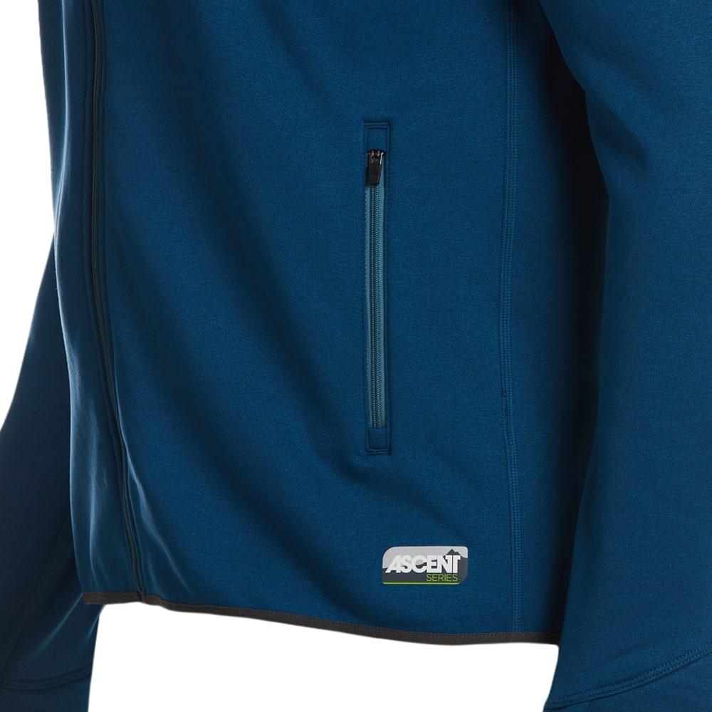 EMS Men's Equinox Ascent Stretch Hoodie - BLUE OPAL