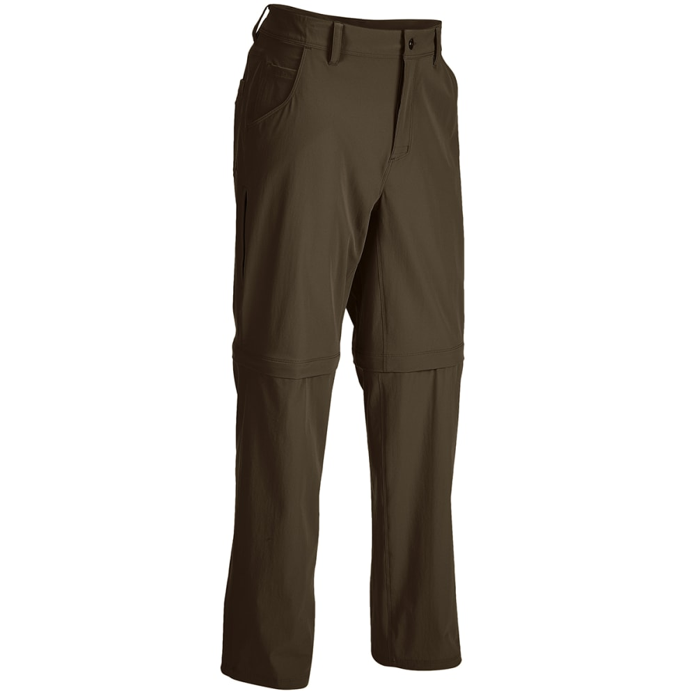 EMS Men's Compass 4-Point Zip-Off Pant - CROCODILE