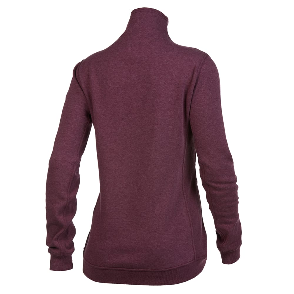 EMS Women's Canyon High-Neck Pullover - NOCTURNE