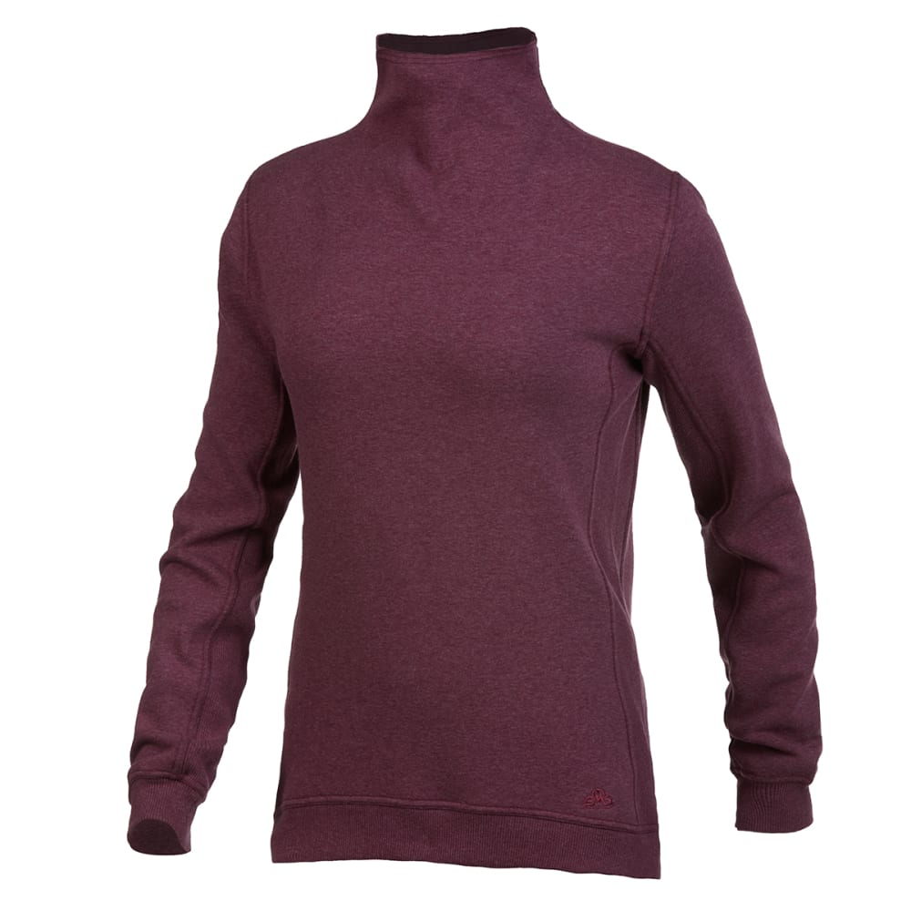 EMS Women's Canyon High-Neck Pullover L