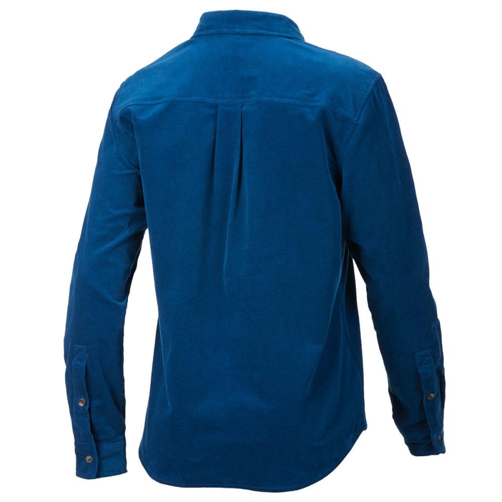 EMS Women's Sturbridge Long-Sleeve Shirt - BLUE OPAL