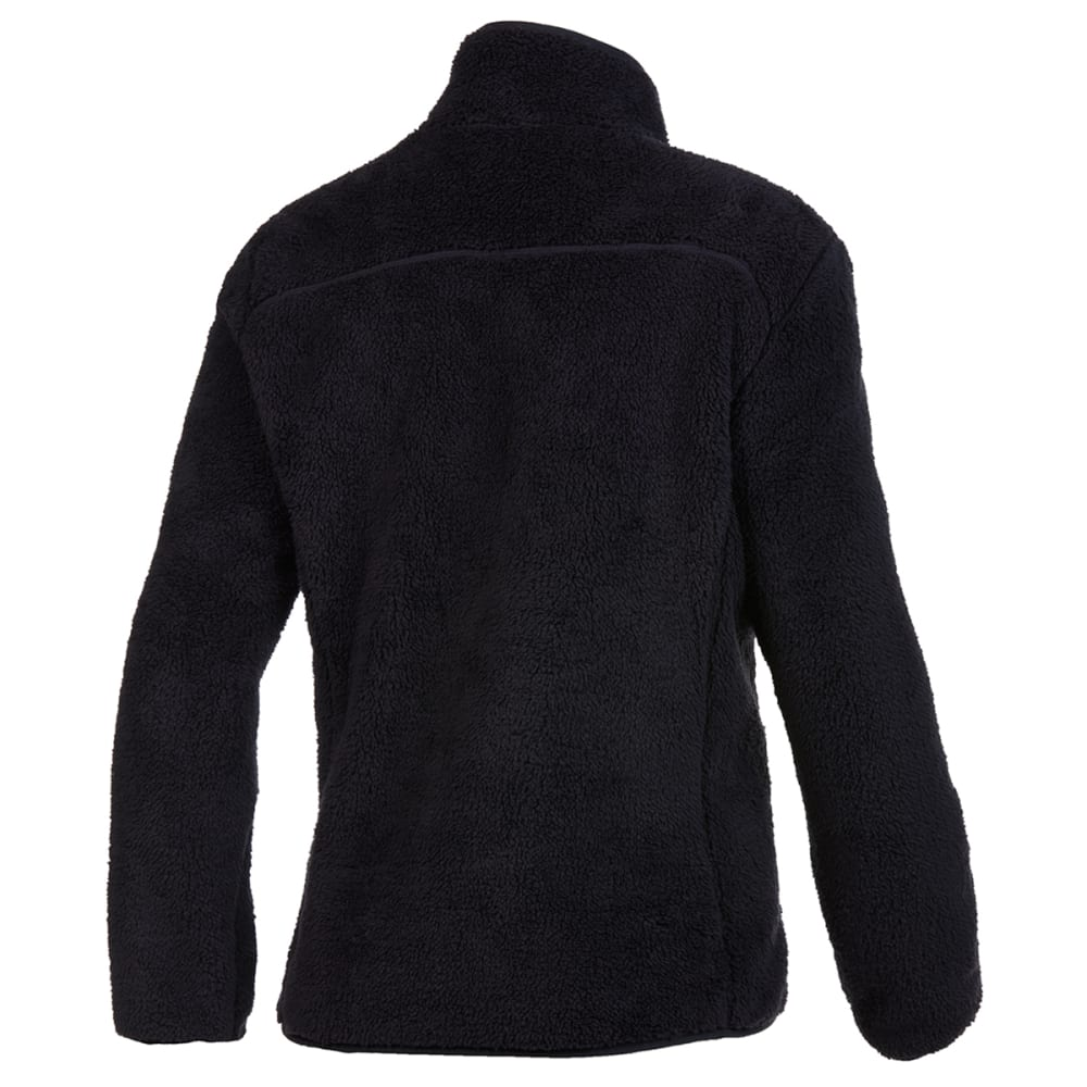 EMS Women's Twilight Full-Zip Fleece Jacket - OBSIDIAN