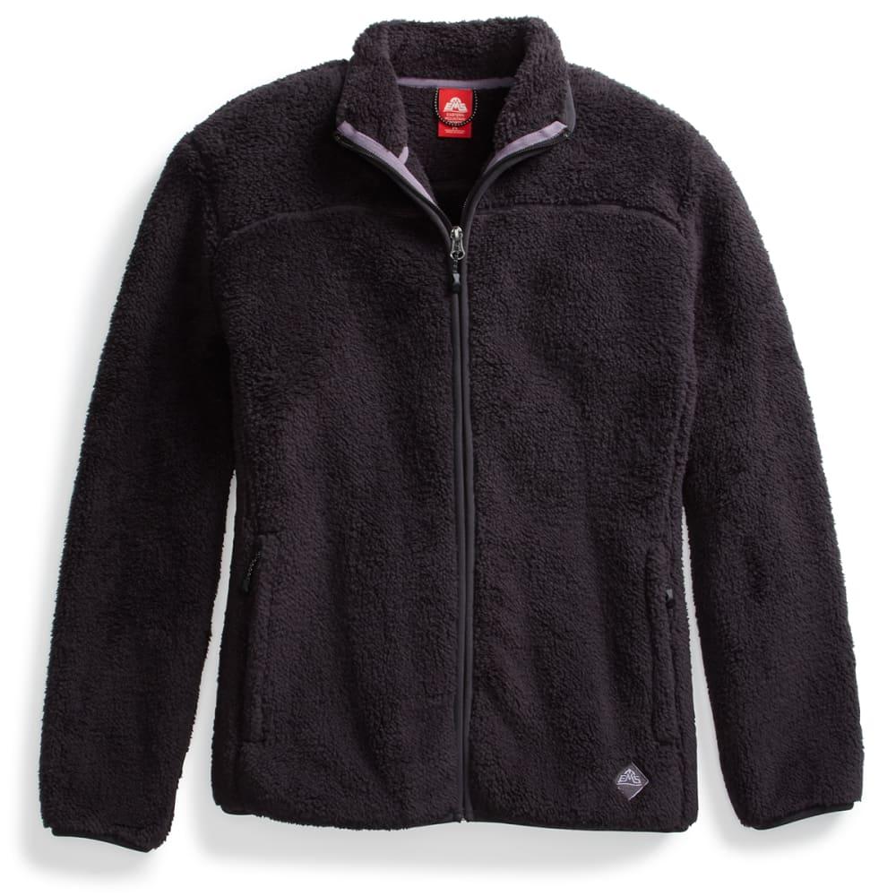 EMS Women's Twilight Full-Zip Fleece Jacket - OBSIDIAN