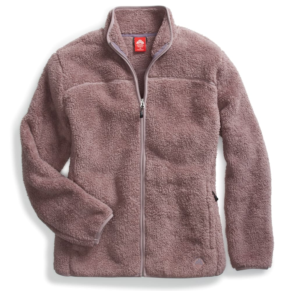 EMS Women's Twilight Full-Zip Fleece Jacket - QUAIL