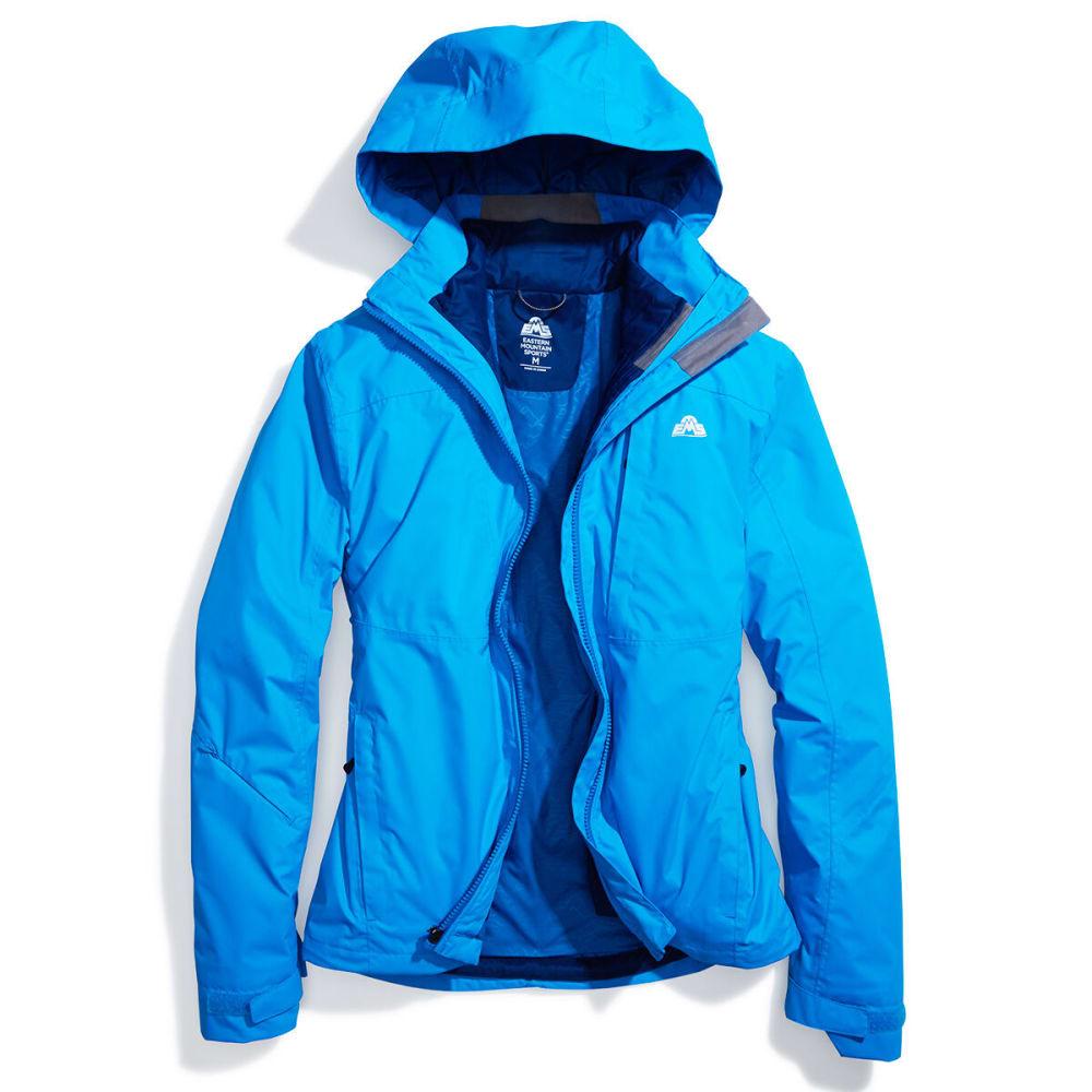EMS Women's Catskills 3-in-1 Jacket - BLUE JEWEL