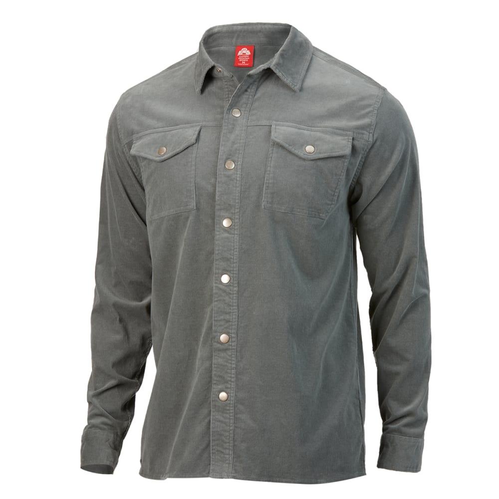 EMS Men's Sturbridge Long-Sleeve Shirt - CASTOR GREY