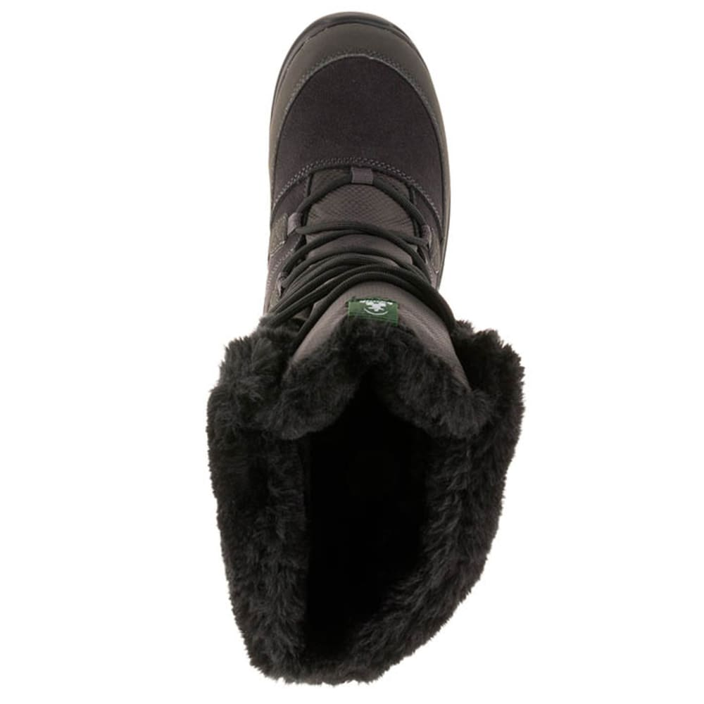 KAMIK Women's Icelyn S Storm Boot - CHARCOAL- CHA