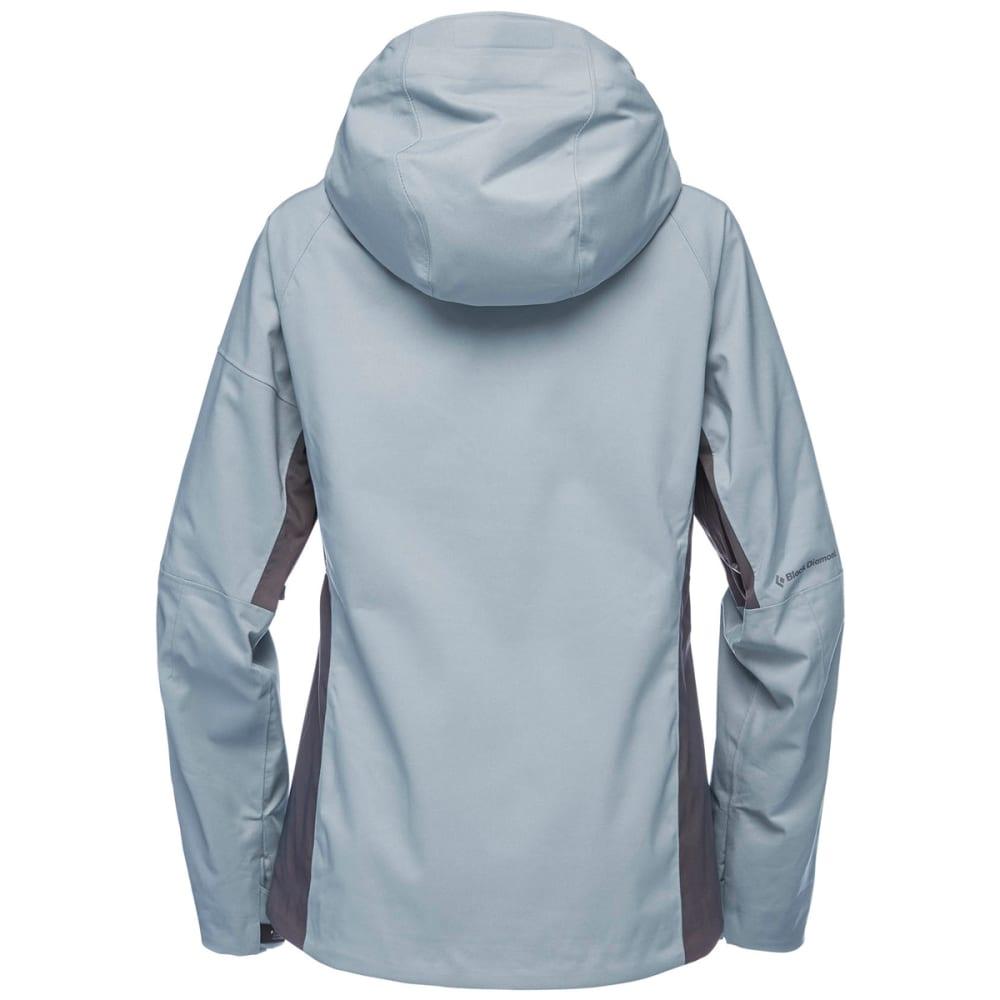 BLACK DIAMOND Women's Boundary Line Insulated Jacket - LIMESTONE