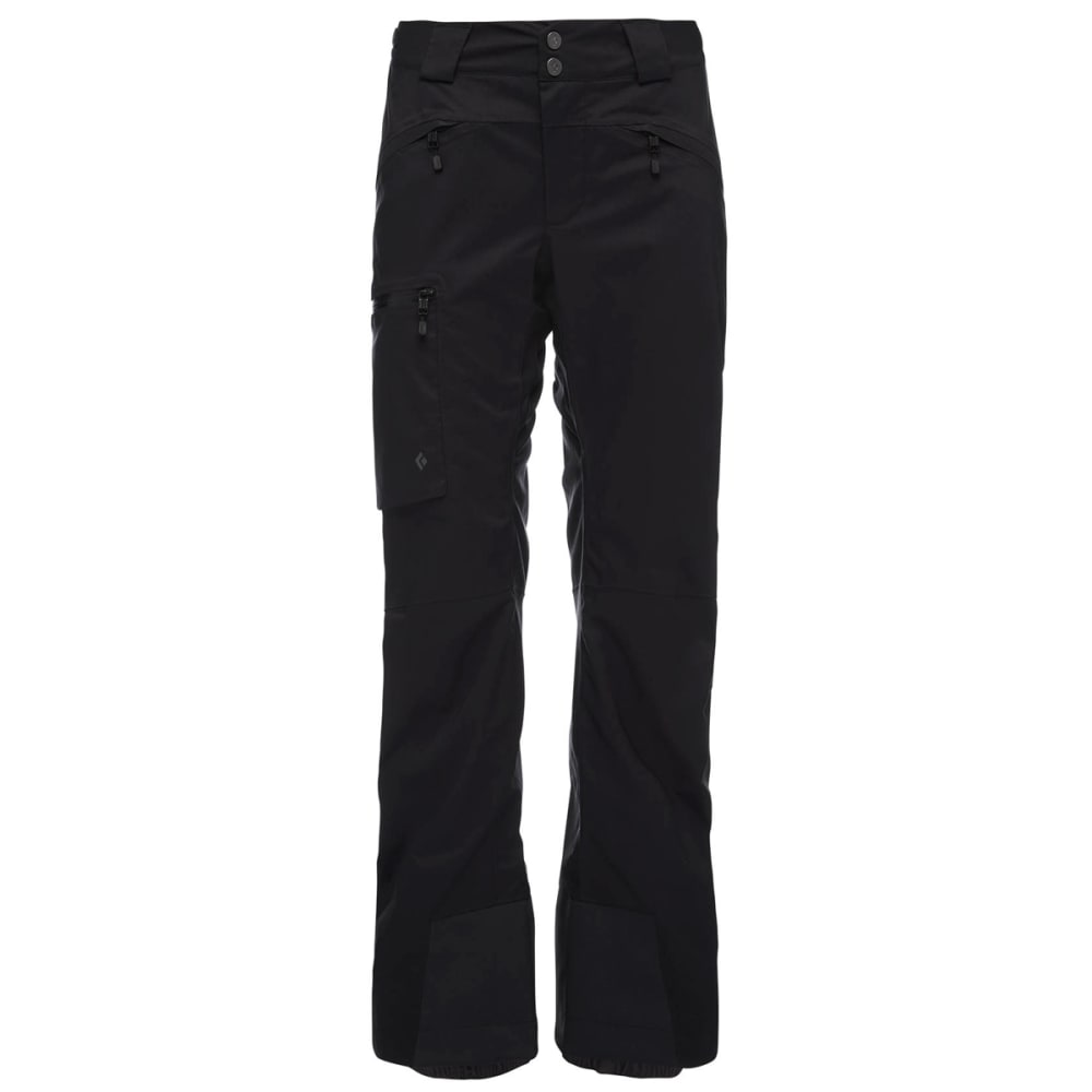 BLACK DIAMOND Women's Boundary Line Insulated Pants - BLACK
