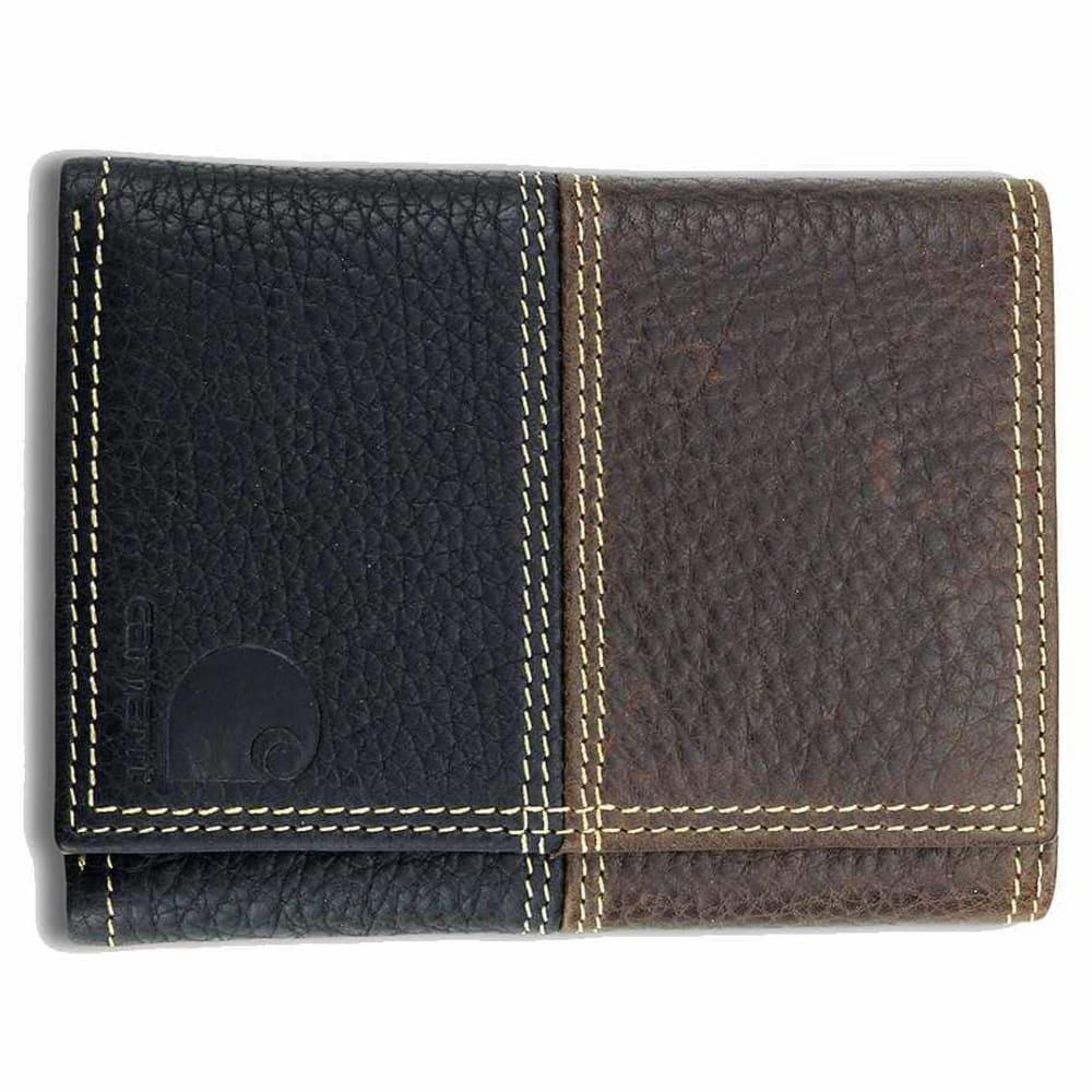 CARHARTT Rugged Tri-Fold Wallet ONE SIZE