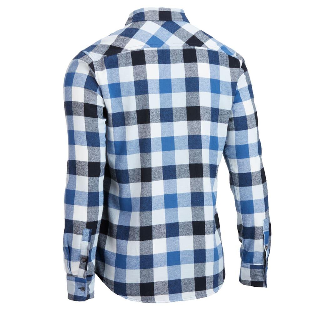 OCEAN CURRENT Men's Farminton Flannel Shirt - NEWPORT