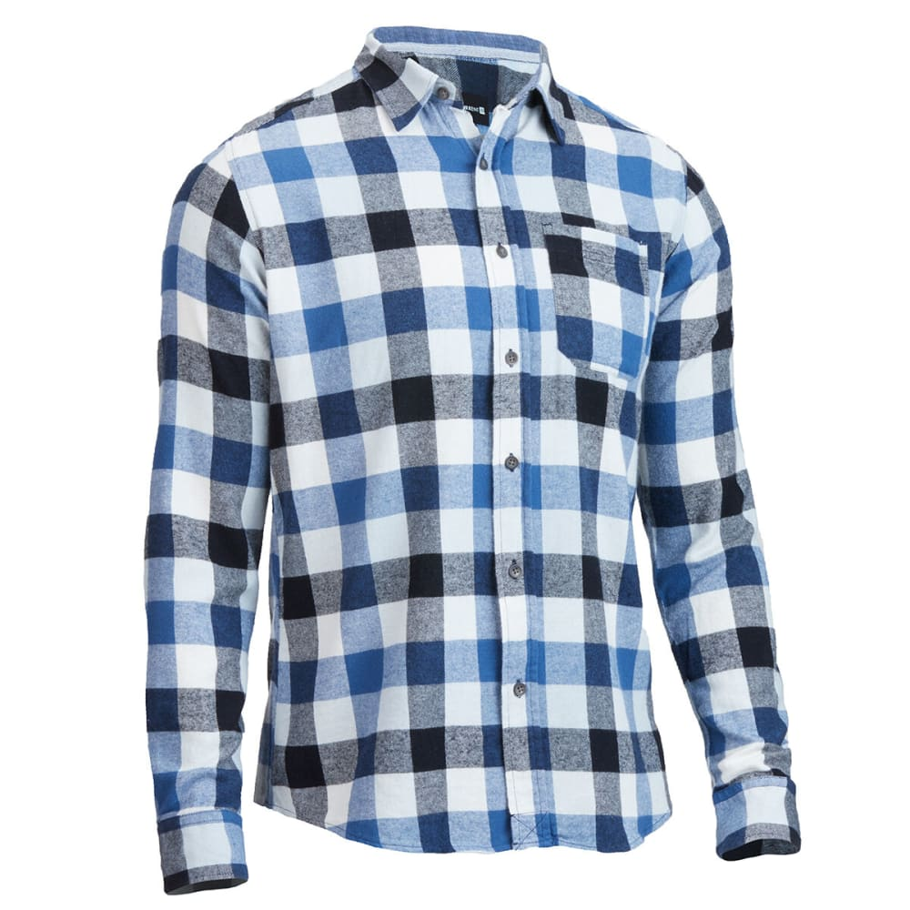OCEAN CURRENT Men's Farminton Flannel Shirt - NEWPORT