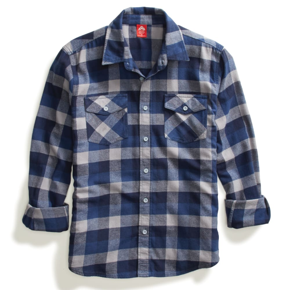 EMS Men's Timber Flannel Long-Sleeve Shirt S