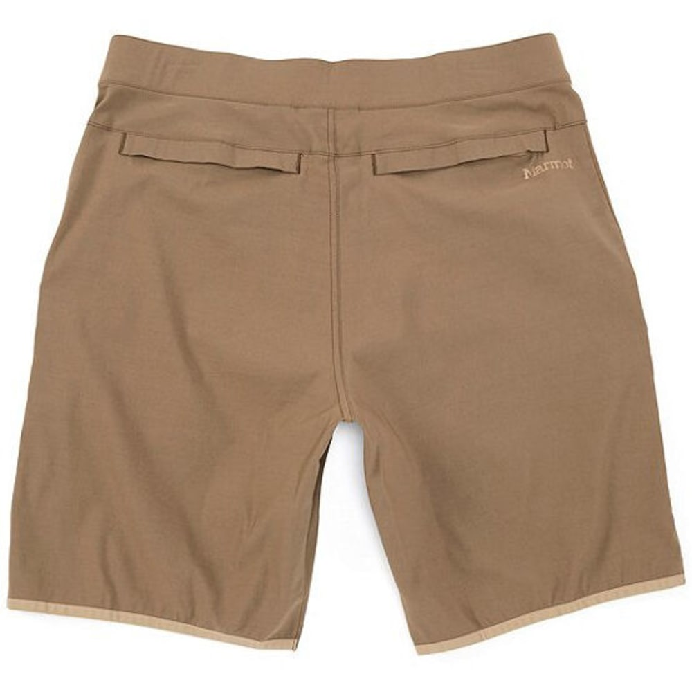 MARMOT Men's North McDowell Water Resistant Stretch Shorts - 7200 CAVERN