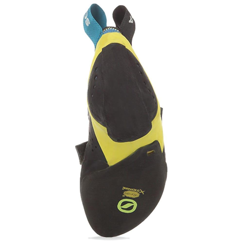 SCARPA Men's Vapor V Climbing Shoes - LIME
