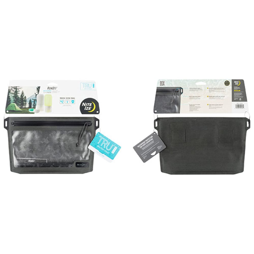 NITE IZE RunOff 3-1-1 Waterproof Pouch - NO COLOR