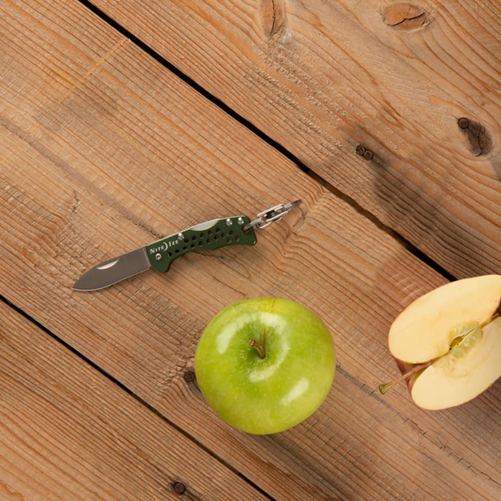 NITE IZE Key Chain Knife - OLIVE