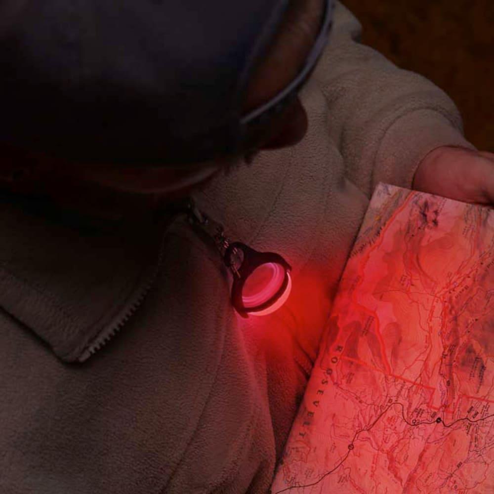NITE IZE MoonLit LED Micro Lantern - RED