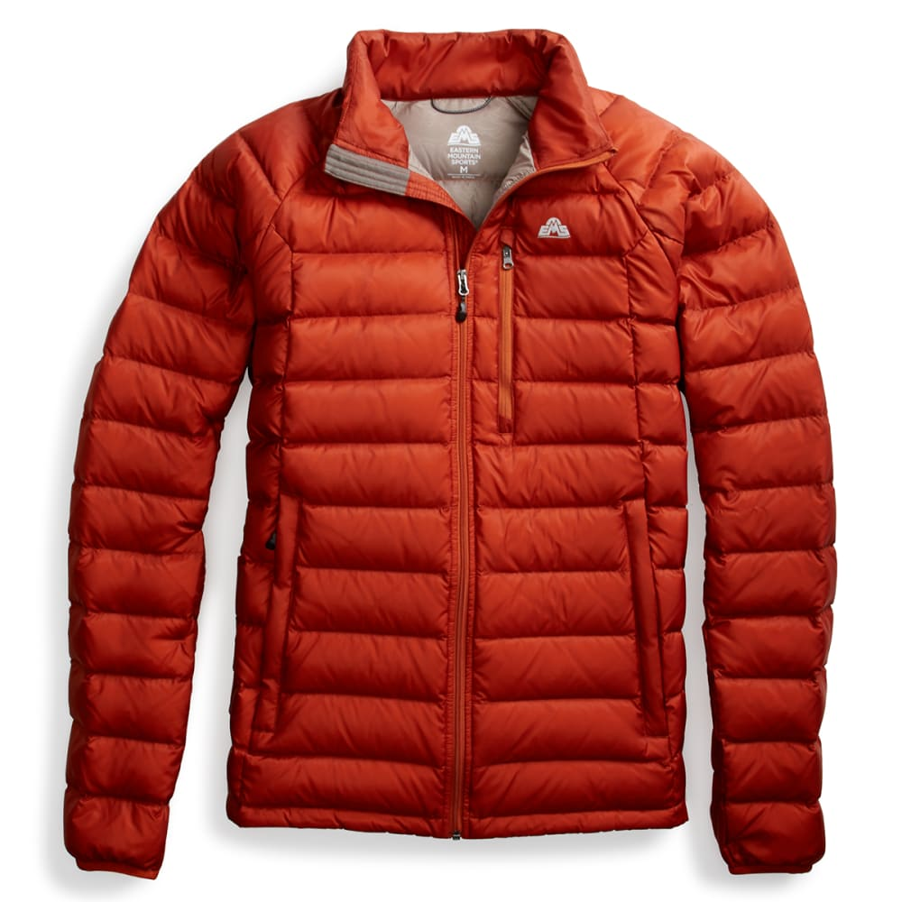 EMS Men's Feather Pack Jacket - POTTERS CLAY