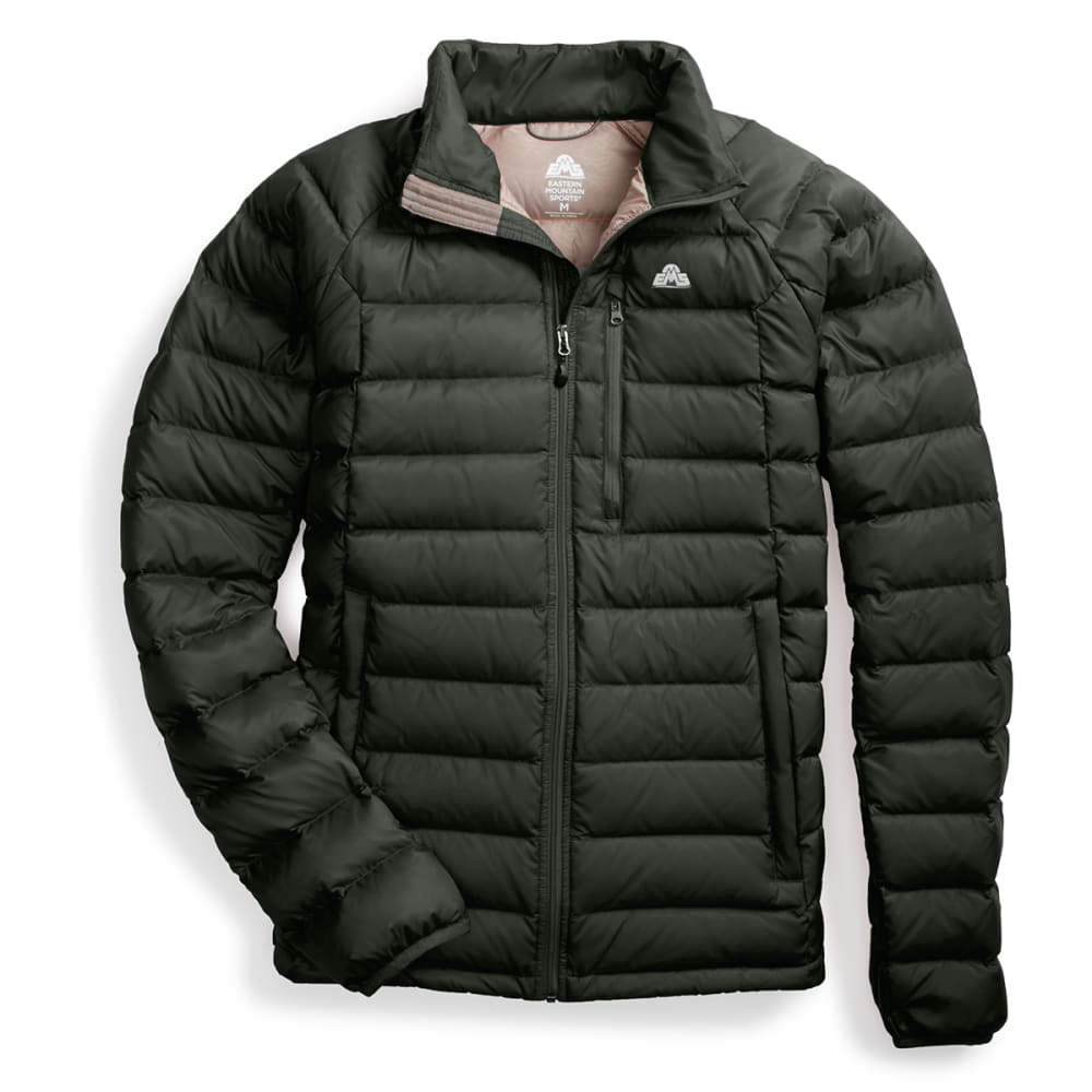 EMS Men's Feather Pack Jacket - CASTOR GREY