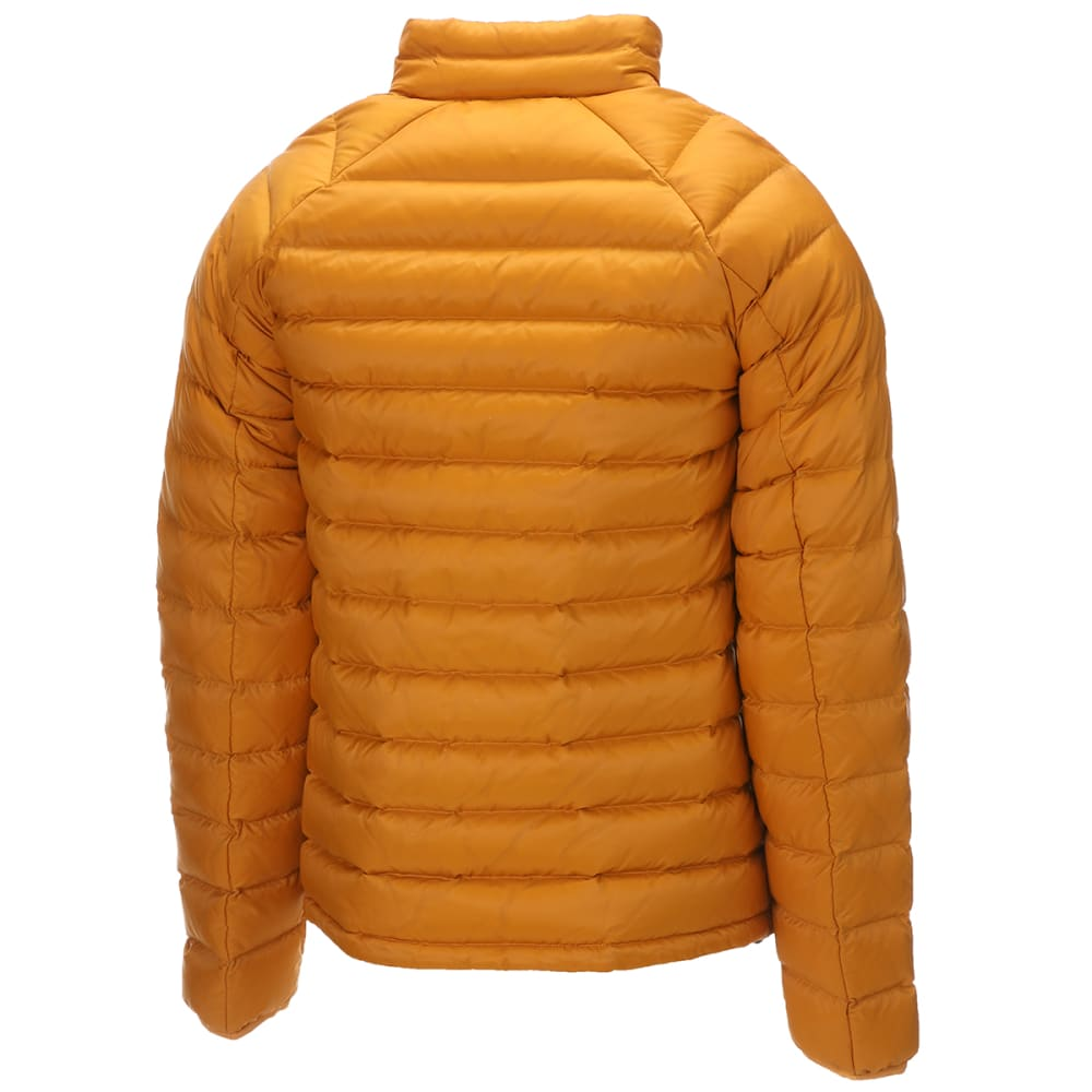 EMS Men's Feather Pack Jacket - GOLDEN GLOW