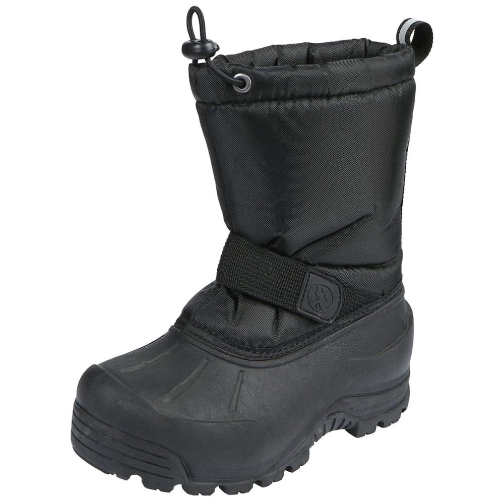 NORTHSIDE Toddler Frosty Snow Boot - BLACK-001