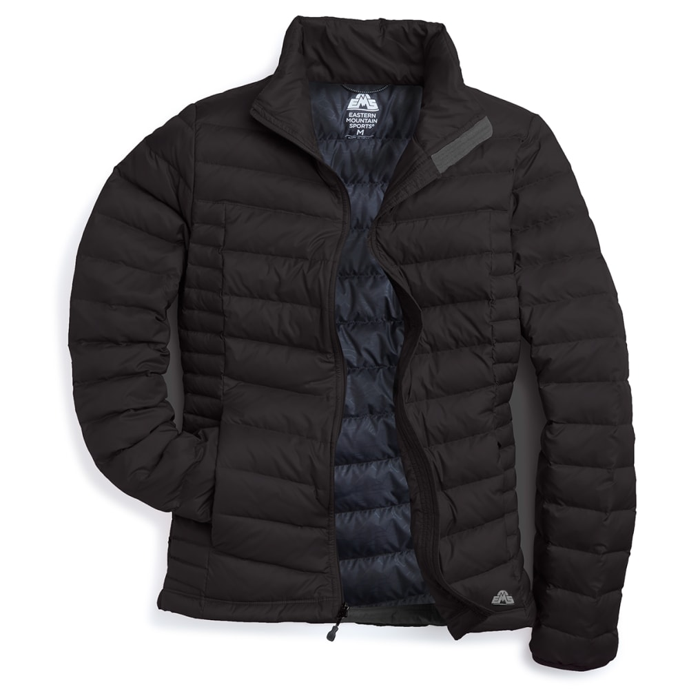 EMS Women's Feather Pack Jacket - OBSIDIAN