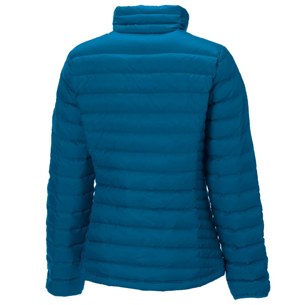 EMS Women's Feather Pack Jacket - BLUE SAPPHIRE