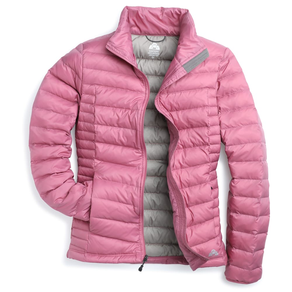 EMS Women's Feather Pack Jacket - FOXGLOVE