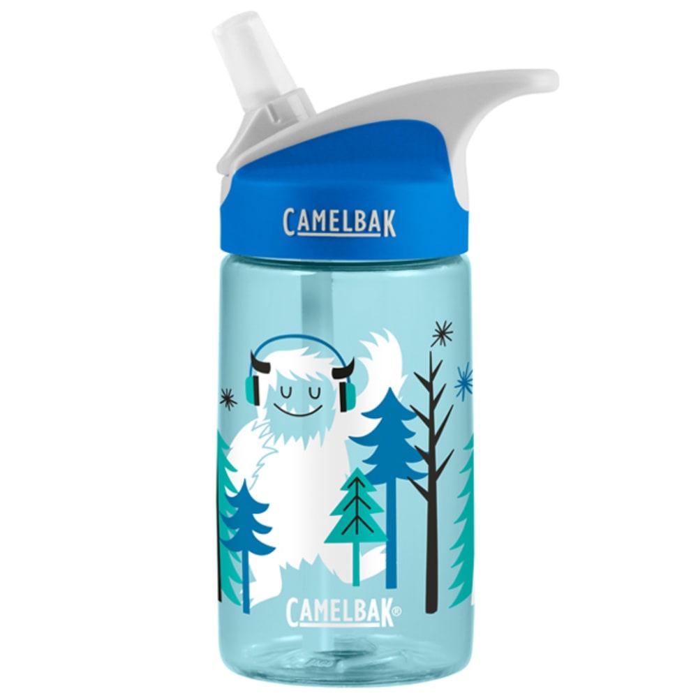 CAMELBAK Eddy Kids' .4L Holiday Themed Water Bottle - YETI JAM