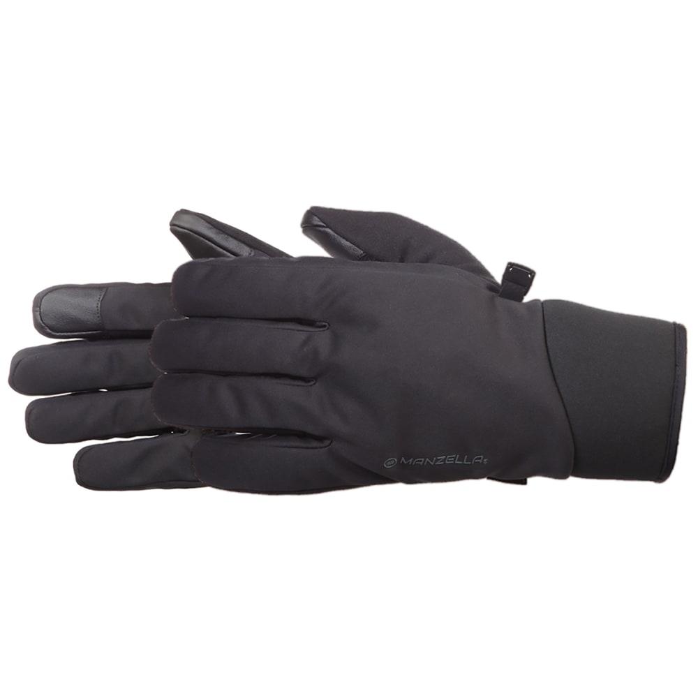 MANZELLA Men's All Elements 3.0 Gloves - BLACK