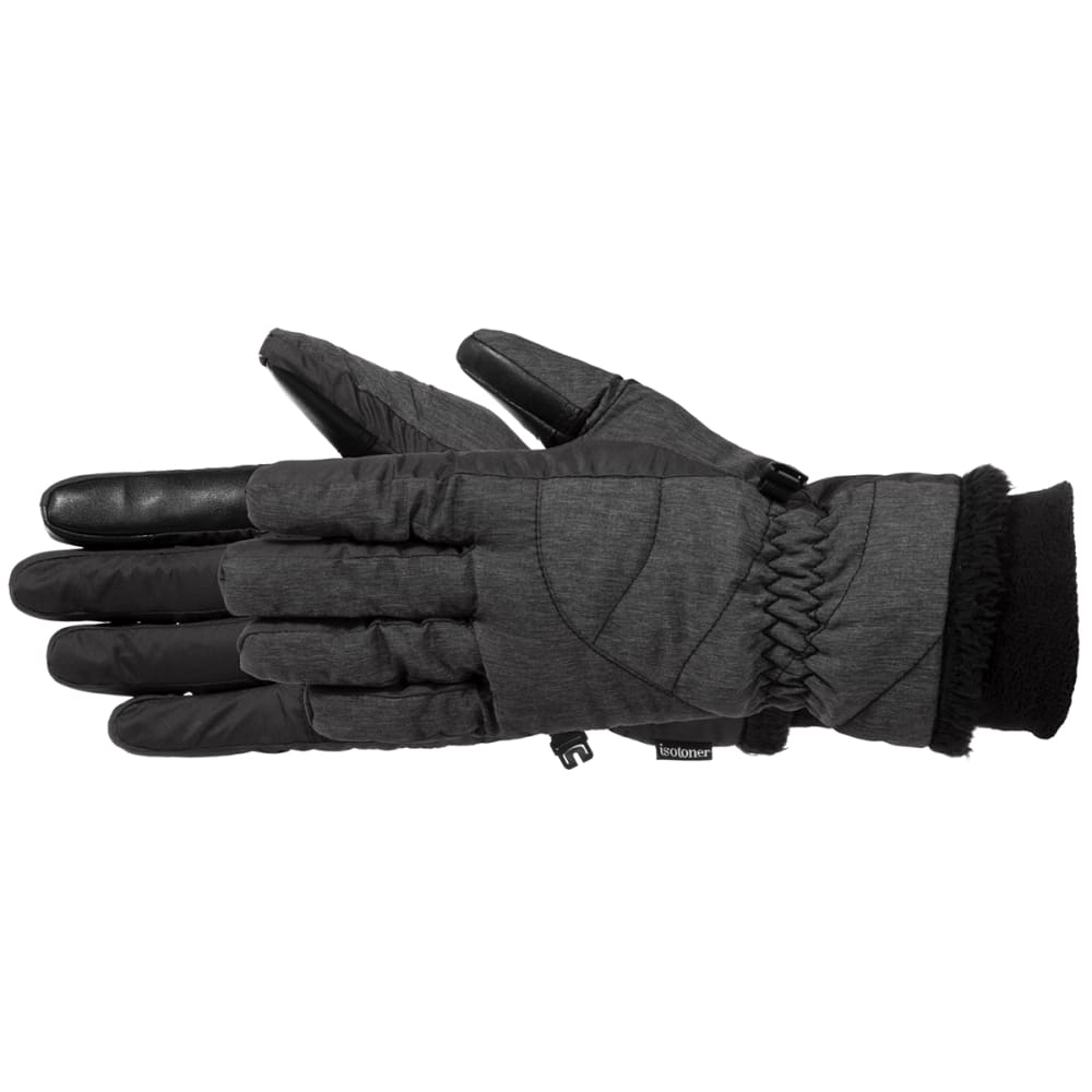 MANZELLA Women's Marlow Ski Gloves - BLACK