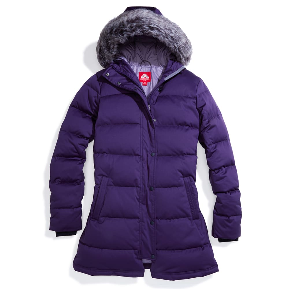 EMS Women's Klatawa Down Parka - PURPLE VELVET