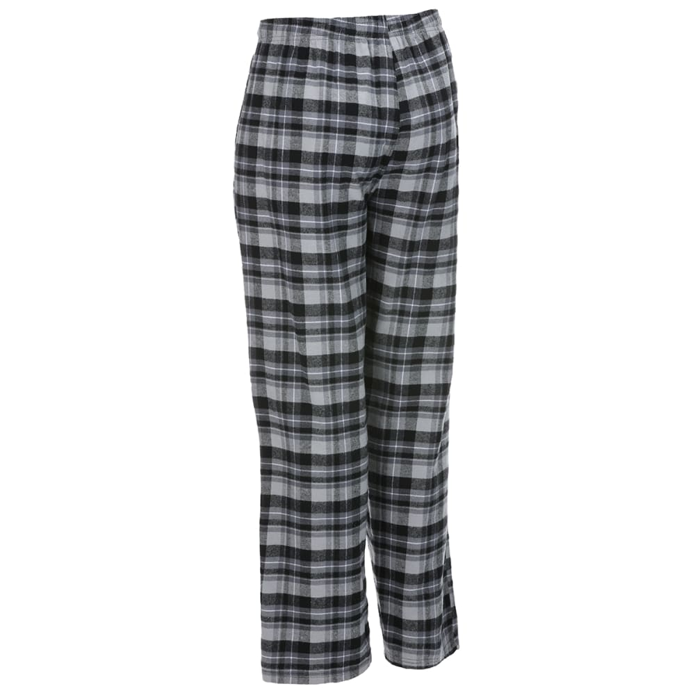 EMS Men's Flannel Lounge Pants - CHARCOAL - 380-8