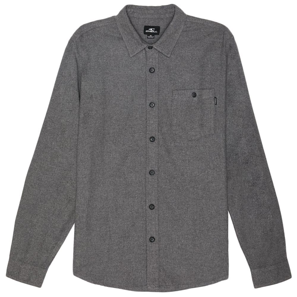O'NEILL Men's Redmond Solid Flannel Shirt S