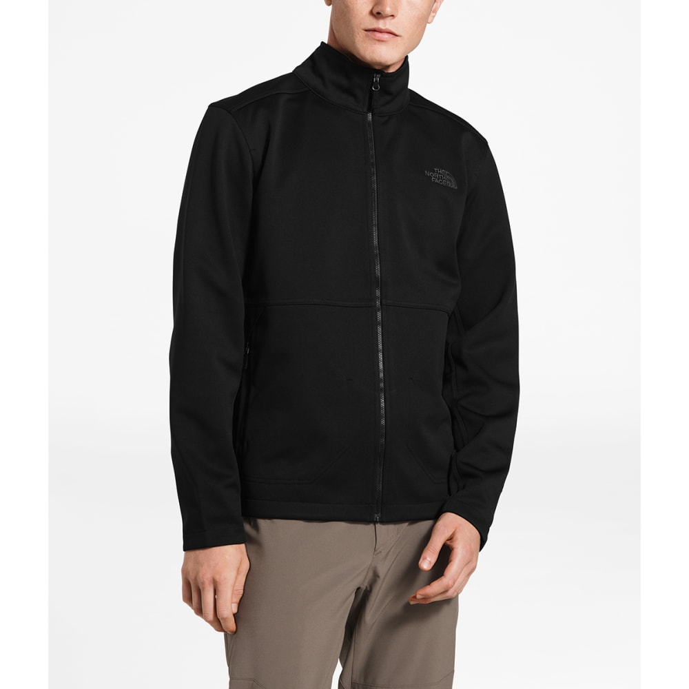 THE NORTH FACE Men's Apex Canyonwall Jacket - TNF BLACK JK3