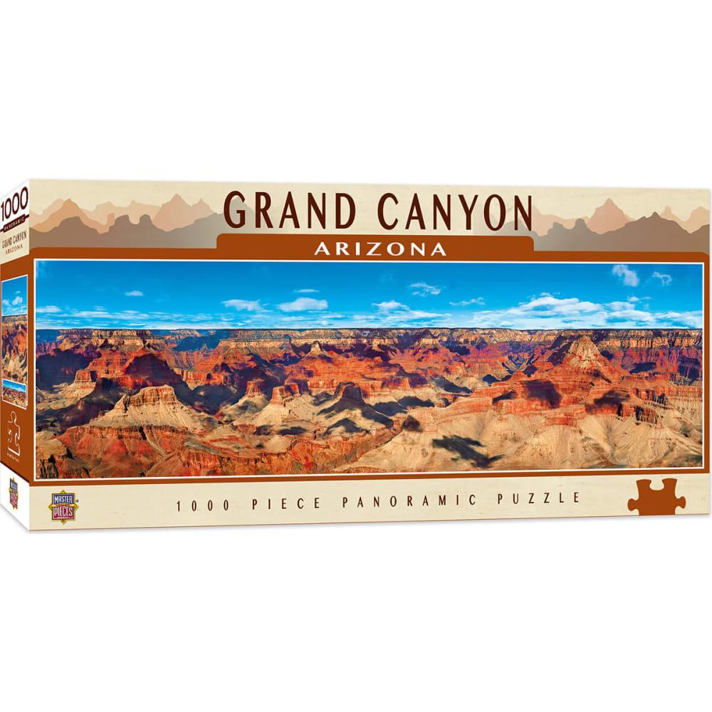 MASTER PIECE PUZZLE CO. Grand Canyon 1,000 Piece Puzzle - NO COLOR
