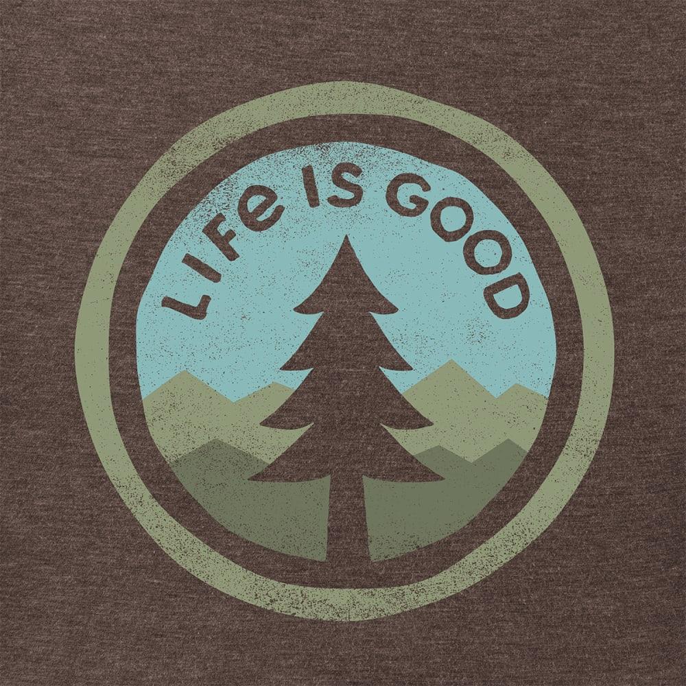 Life is Good B Long Sleeve Boys Tee I Heart Lig Htrcbr T-Shirt,