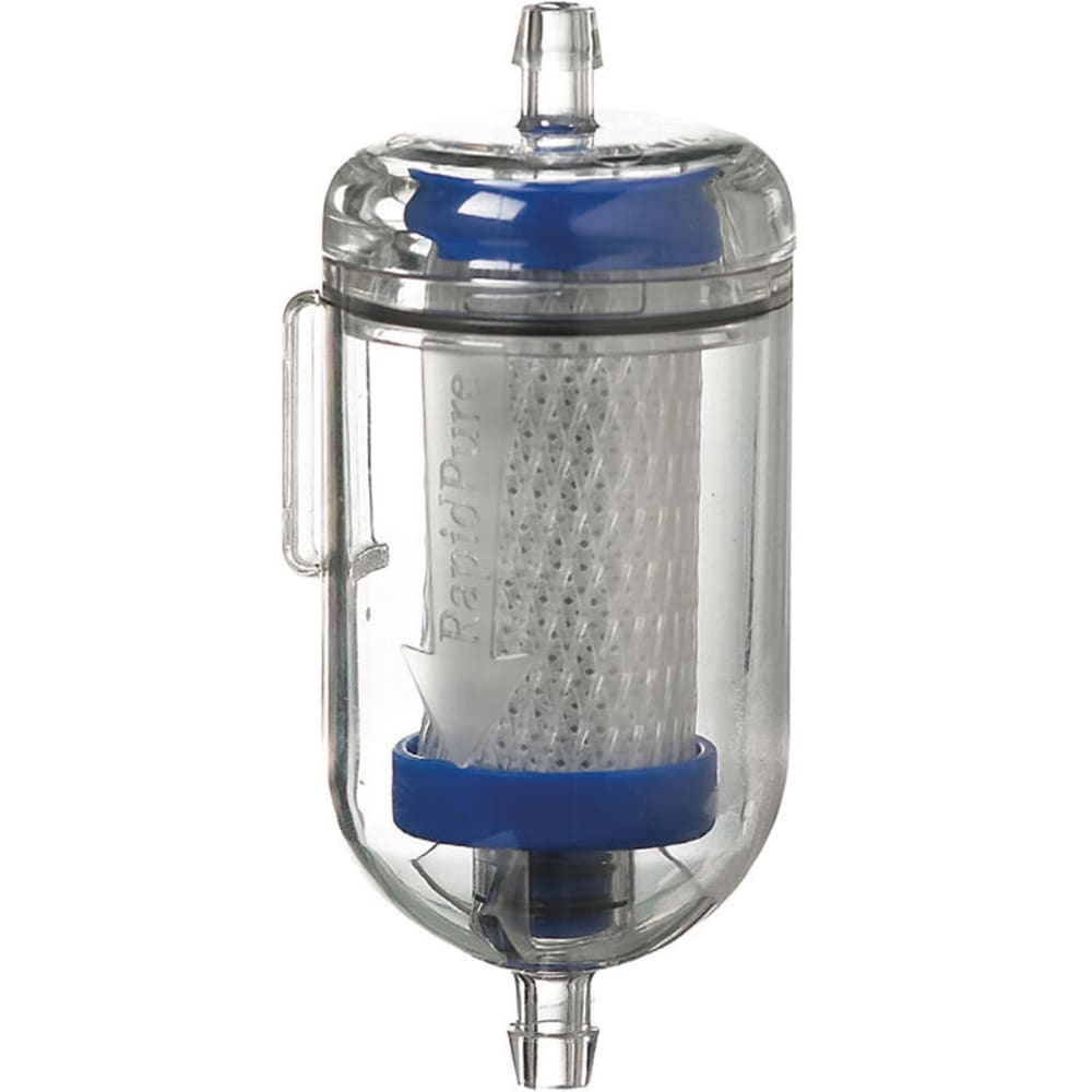 RAPIDPURE Intrepid Water Bottle with Pioneer Purifier - NO COLOR